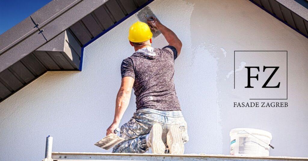 postavljanje fasade